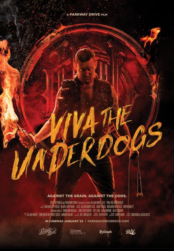 Poster image for VIVA THE UNDERDOGS